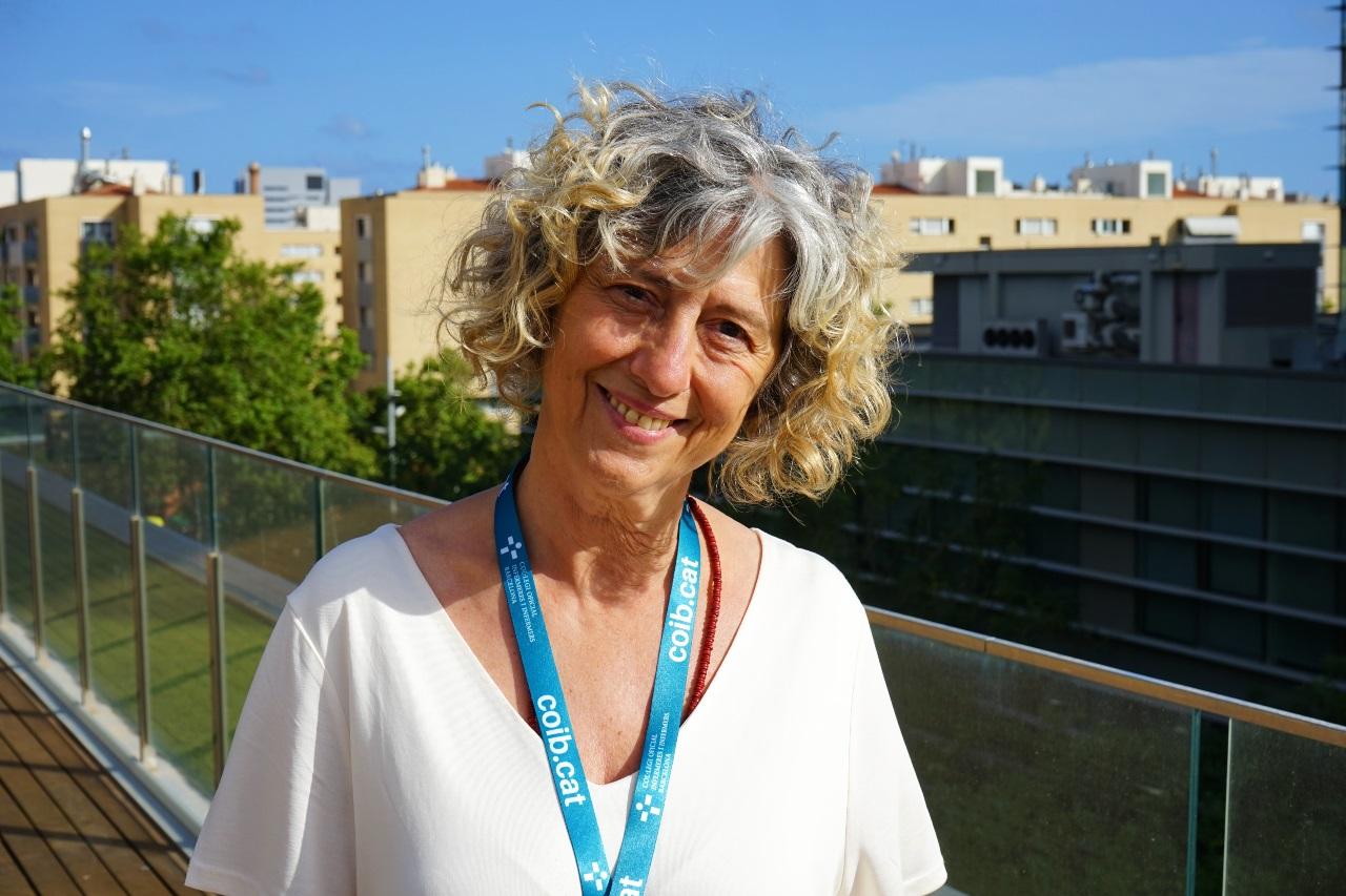 Maria Romeu, nova vicepresidenta del COIB