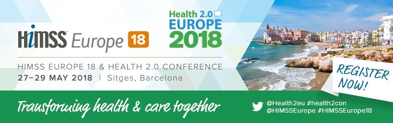 Inscriu-te a la trobada de salut digital HIMSS Europe a un preu especial per a infermeres