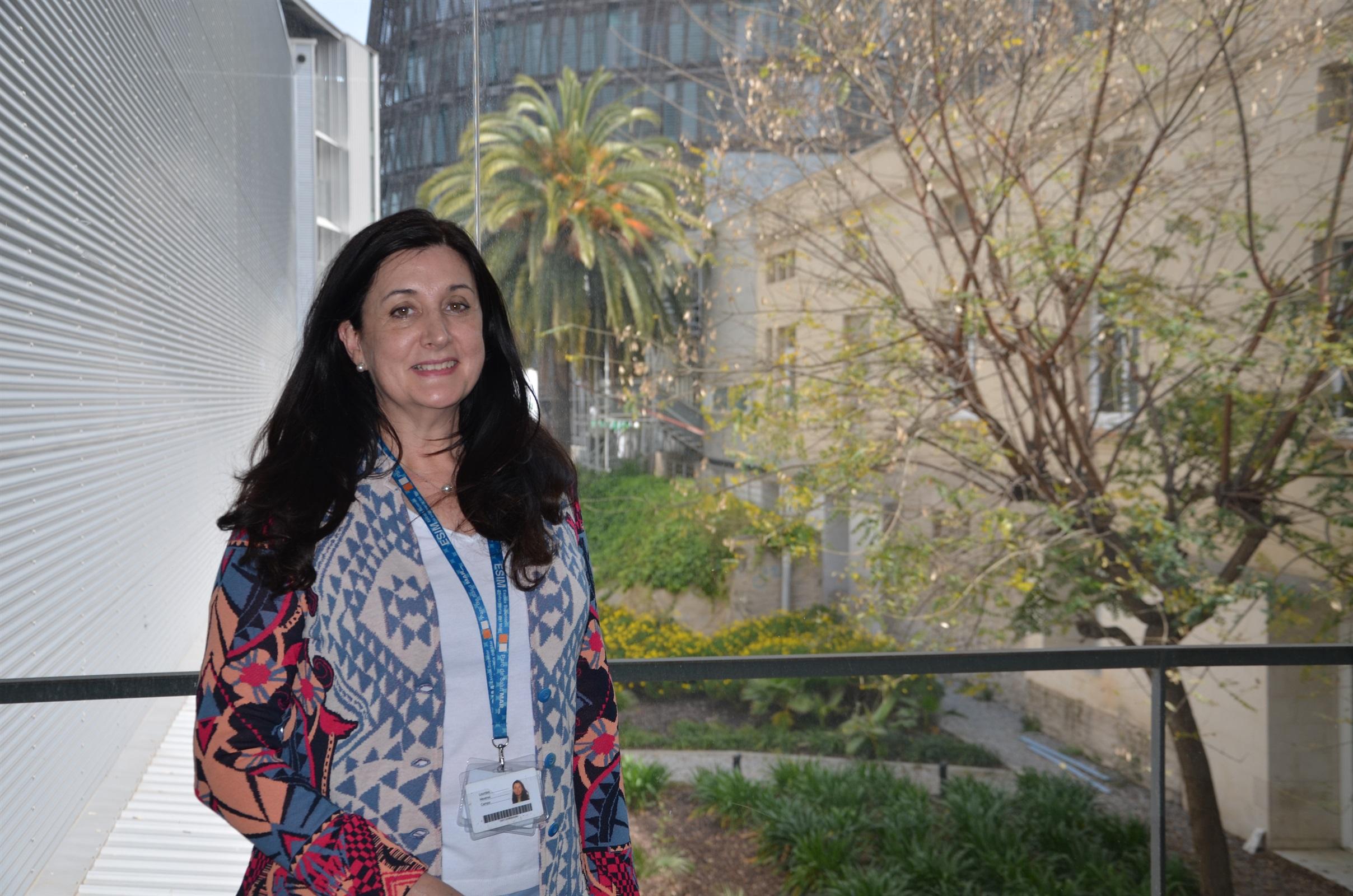 Lourdes Mestres: «Les infermeres interactuem constantment amb el cos físic i emocional de les persones, necessitem saber quin valor i significat té per a cada una d'elles»