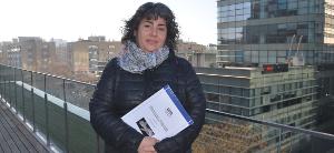 Xènia Sist: «Hem de poder fer més recerca infermera més enllà del temps personal»