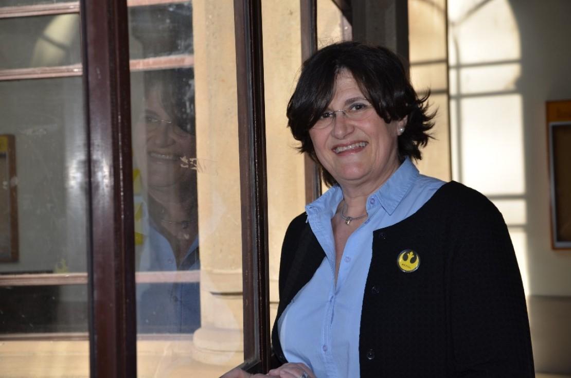 Núria Fabrellas s'incorpora com a secretària de la Junta de Govern del COIB