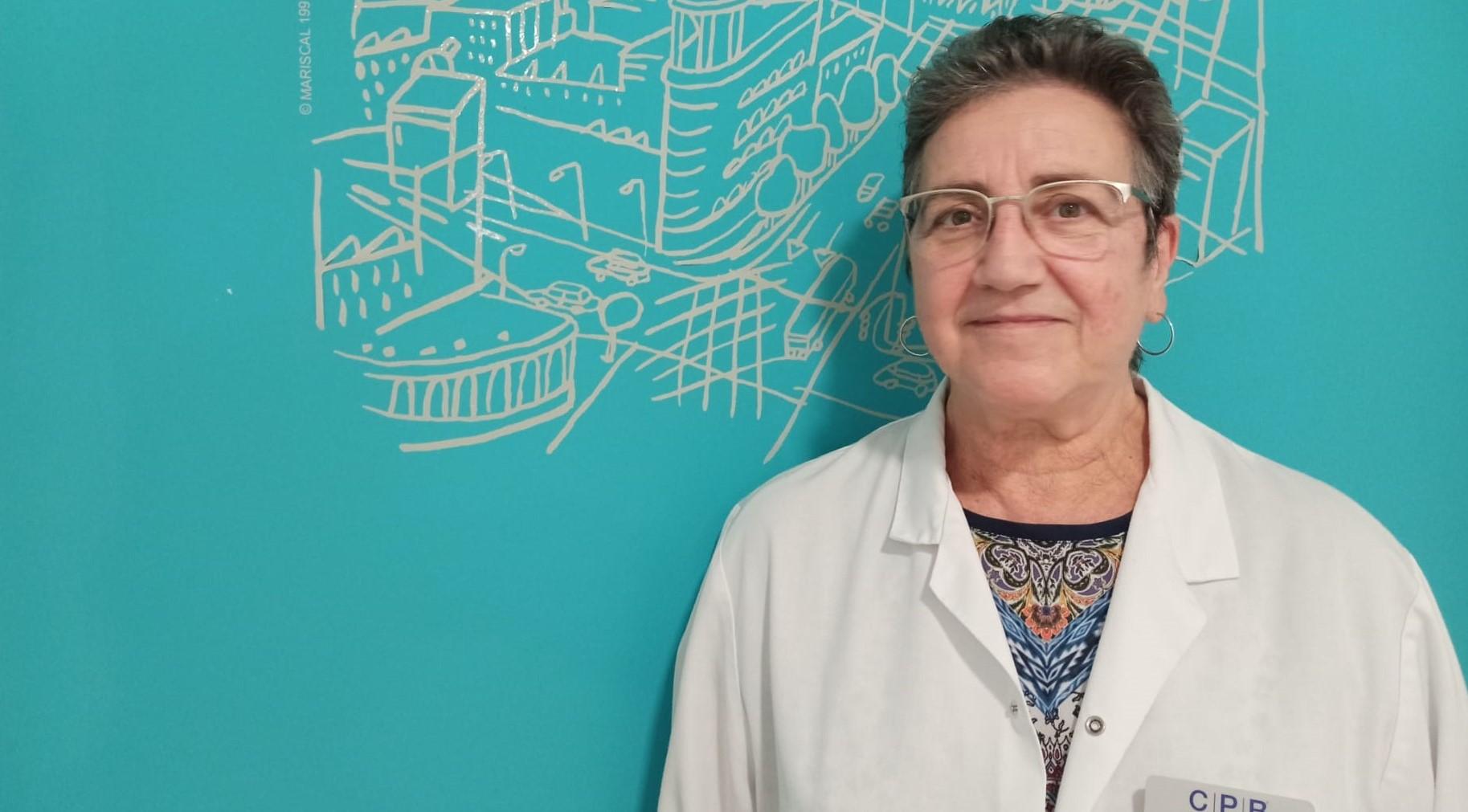 """Carmen Pinedo: """"Quan acabi la pandèmia, podrien augmentar els intents de suïcidi"""""""