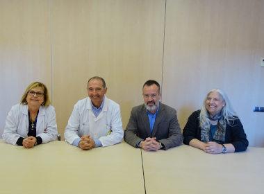 COIB i la Fundació de Gestió Sanitària de l'Hospital de la Santa Creu i Sant Pau impulsaran conjuntament la innovació en l'àmbit de la infermeria