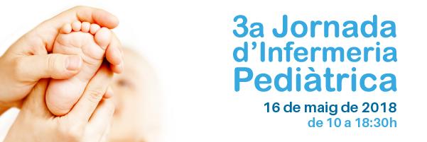 3a Jornada d'Infermeria Pediàtrica
