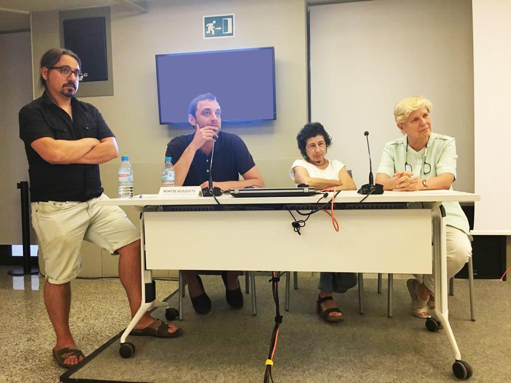 Es presenta el projecte del curtmetratge «La Dignitat», amb la col·laboració del COIB
