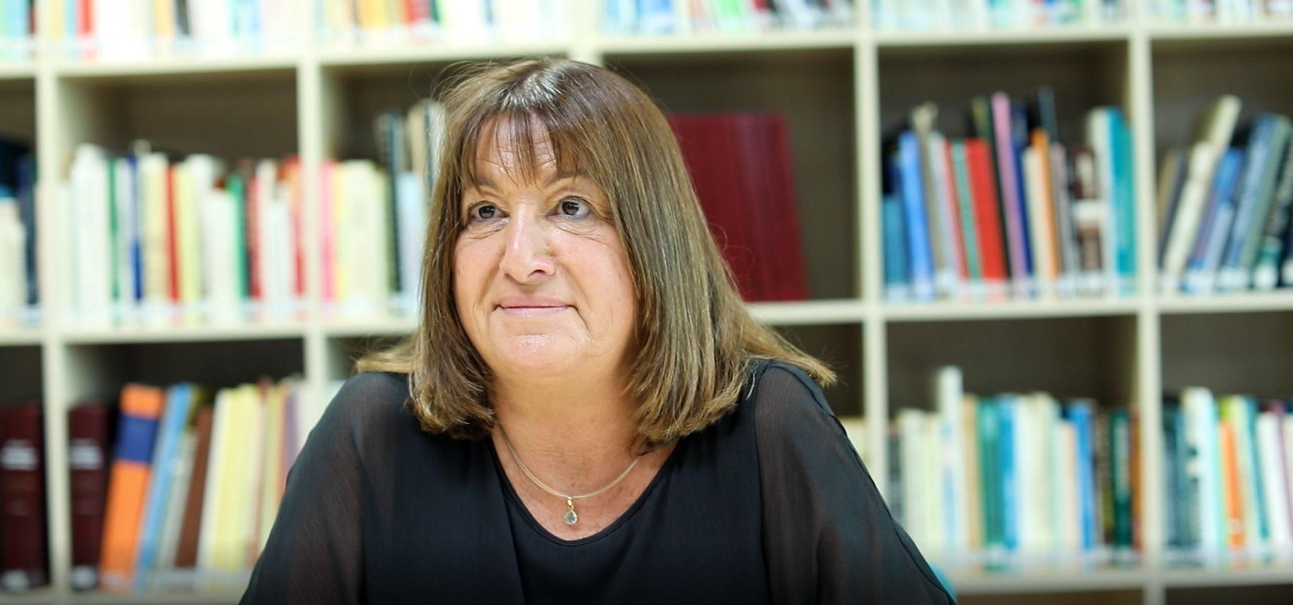 """Montserrat Venturas: """"Amb la pandèmia s'ha fet més visible el compromís de les infermeres amb les persones"""""""