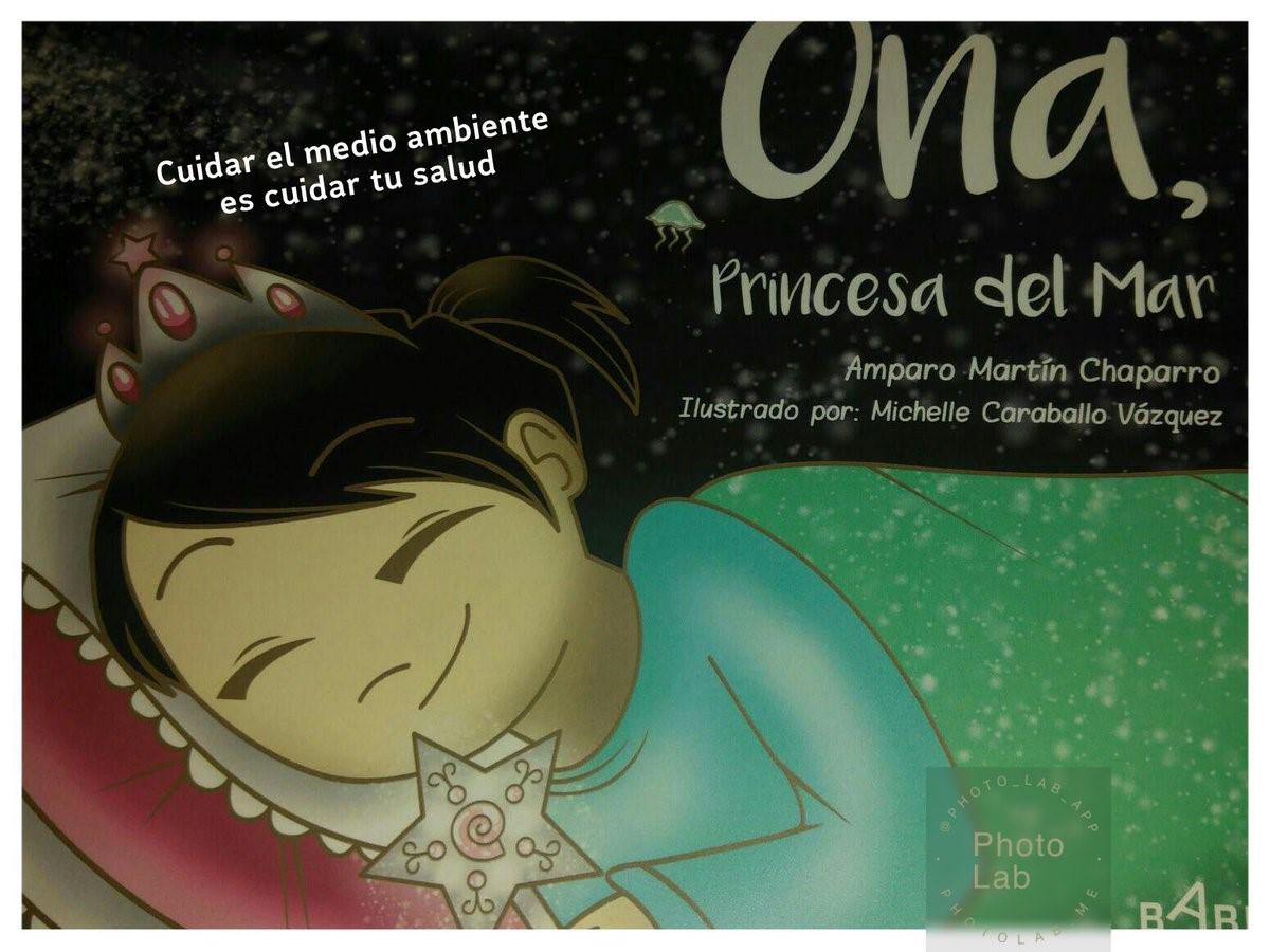 Presentació del llibre: Ona, Princesa del Mar