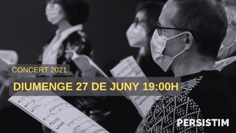 La coral El Cor Canta dedica a les infermeres un concert a l'Auditori de Barcelona