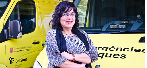 Elisabeth Vives: «Un dels meus objectius és recuperar, revisar i adaptar les guies d'infermeria per estudiar com les podem implementar»