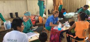 Natàlia Mingorance: «La infermera cooperant ha de tenir la ment molt oberta i adaptar-se als imprevistos»