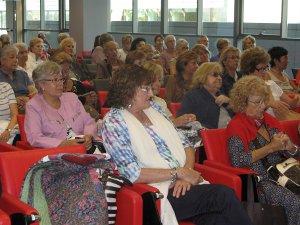 Públic inauguració Grup 54