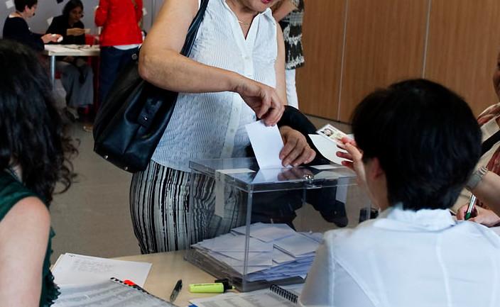 Històric d'eleccions a la Junta de Govern