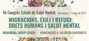 El 6è Congrés Català de Salut Mental aborda com afecten les migracions a la salut mental comunitària