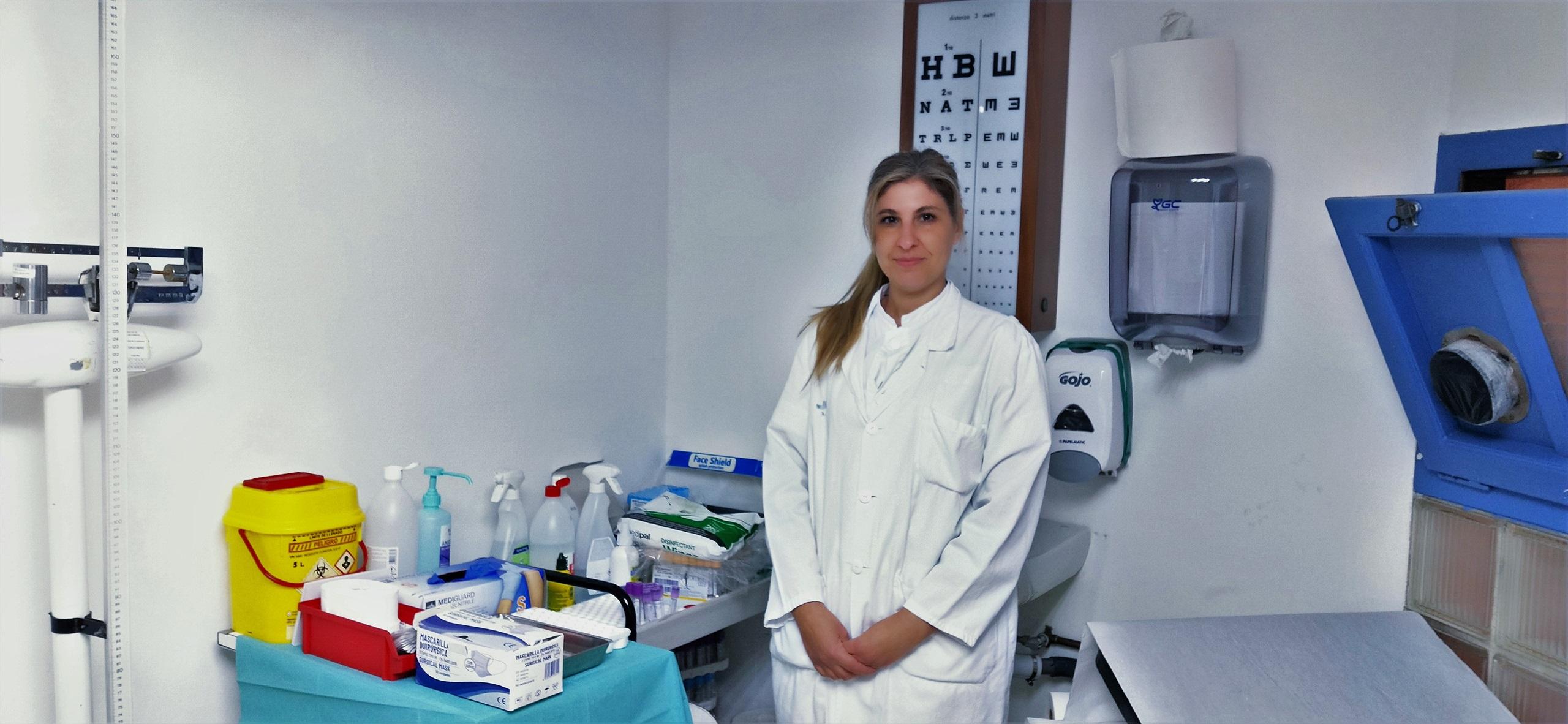 """Belén Serrano: """"La pandèmia ha posat en valor la feina de les infermeres del treball"""""""