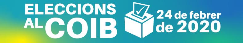 Eleccions COIB 2020