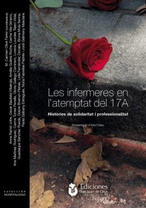 Presentació del llibre: Les infermeres a l'atemptat de l'17A: Històries de solidaritat i professionalitat