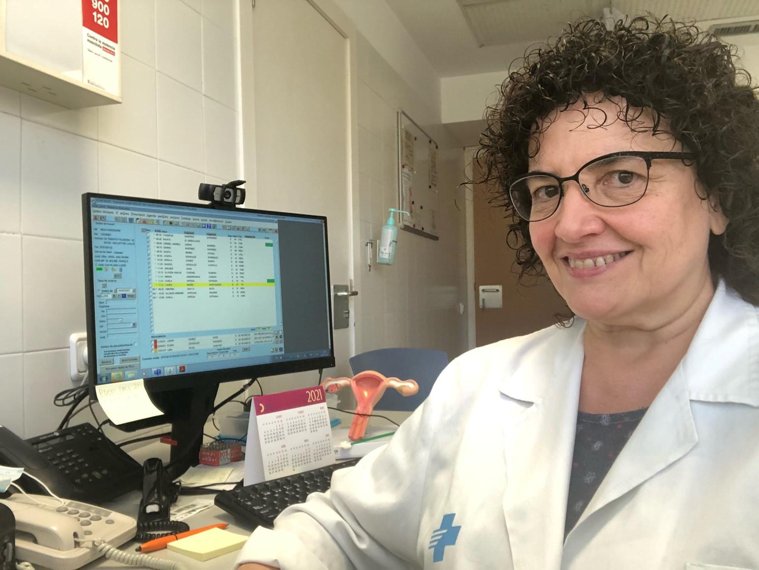 """Núria Colomé: """"Durant els darrers anys les llevadores hem guanyat autonomia"""""""