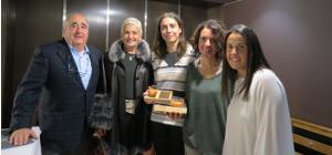 Els premis de recerca en infermeria de la Fundació Vila-Saborit celebren la seva segona edició