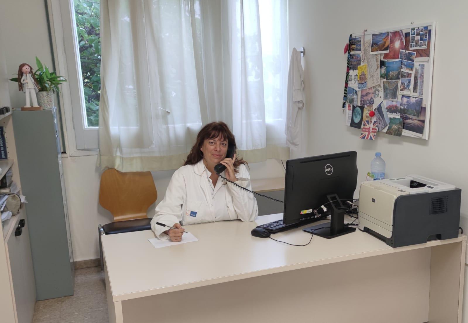 """Silvia Rosado: """"Amb la pandèmia hi ha moltes persones que no s'atreveixen a sortir de casa"""""""