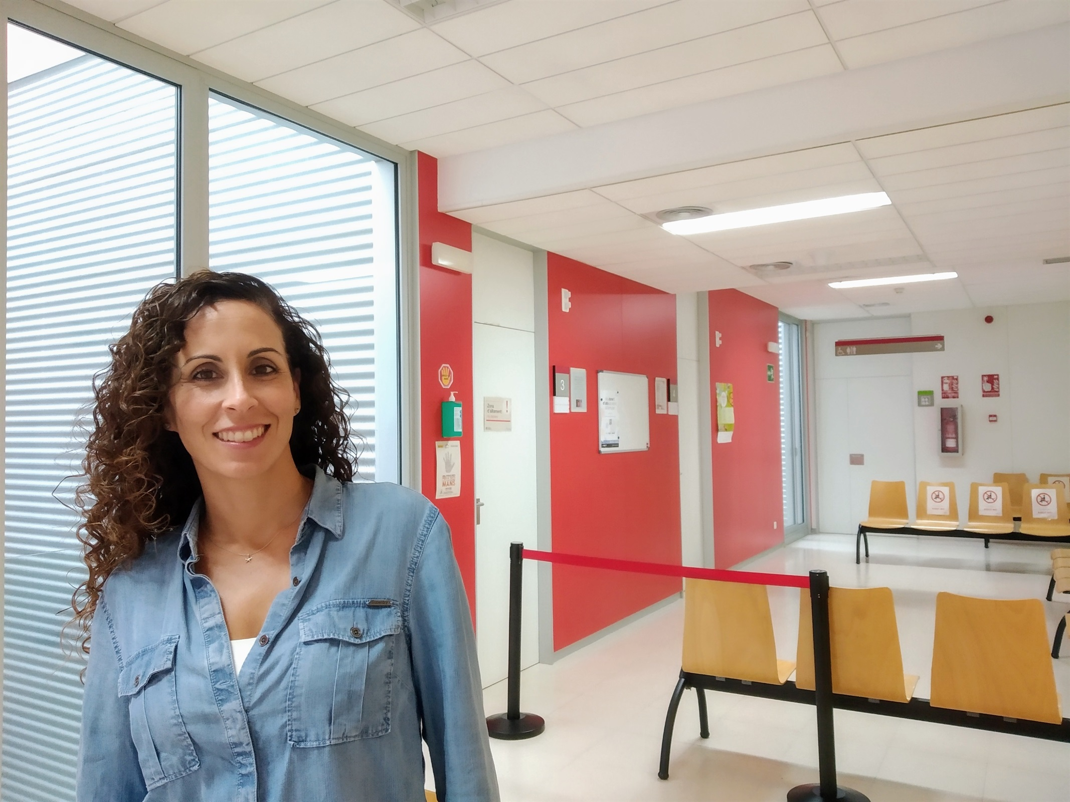 """Sarai Cuevas: L'atenció primària necessita recuperar l'activitat de prevenció i promoció de la salut"""""""