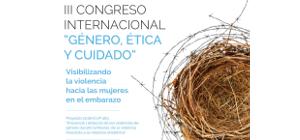 La visibilització de la violència contra les dones a l'embaràs centra el 3r Congrés Internacional sobre gènere, ètica i cura