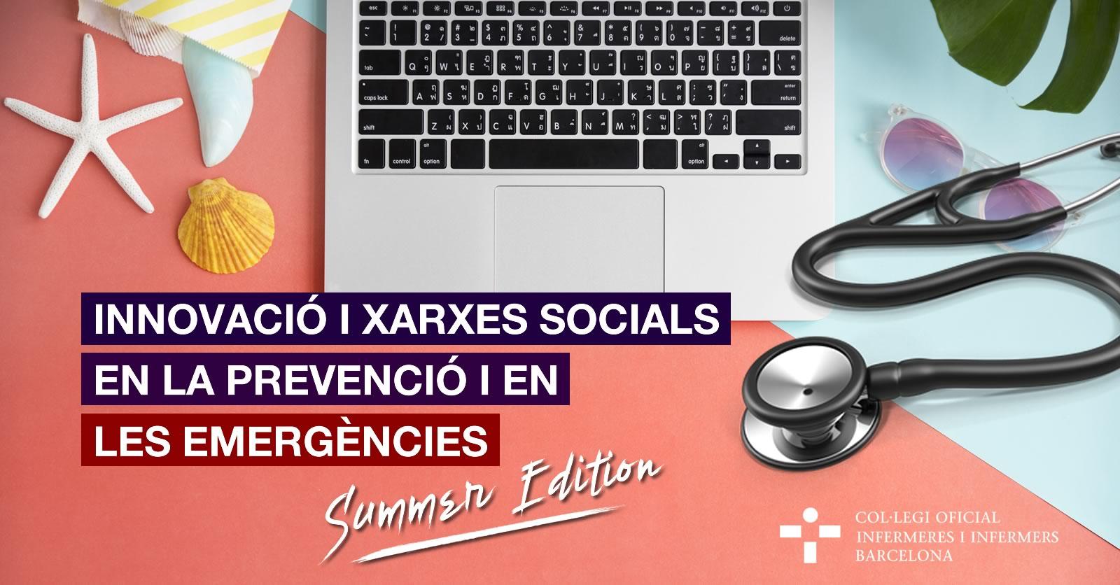 Innovació i xarxes socials en la prevenció i en les emergències