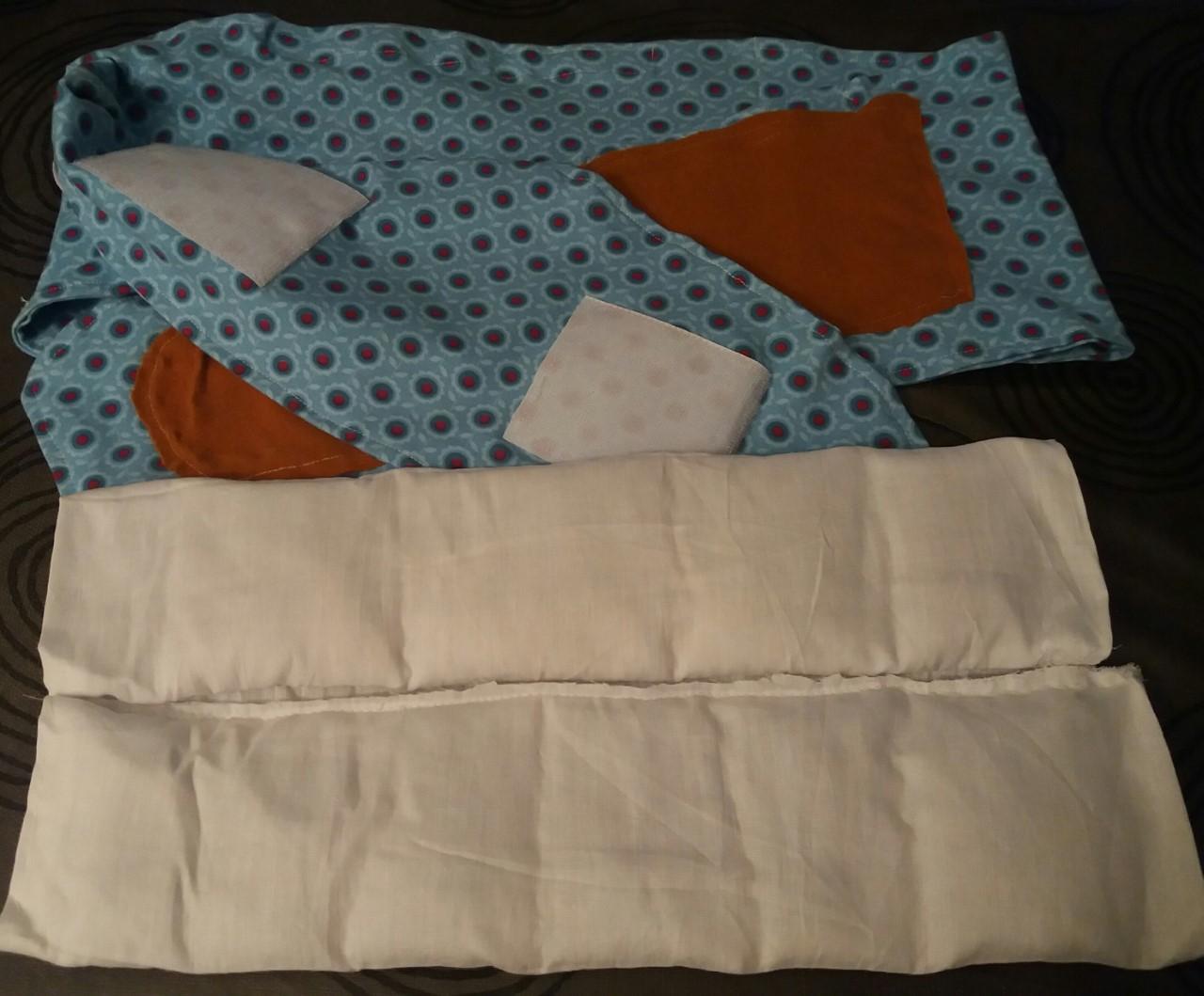 Una llevadora dissenya un cinturó tèrmic per a dones gestants per reduir el dolor a l'inici del part